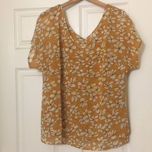 NWOT cabi thrive top size small